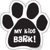 Paw Magnet My Kids Bark! 290552