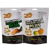 Pet 'N Shape Freeze Dried Chicken Liver PLUS 37011e
