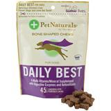 Pet Naturals® of Vermont Daily Best Multi-Vitamin Bone Shaped Chews 37683