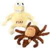 Multipet Flea and Tick Plush Dog Toys 40508e