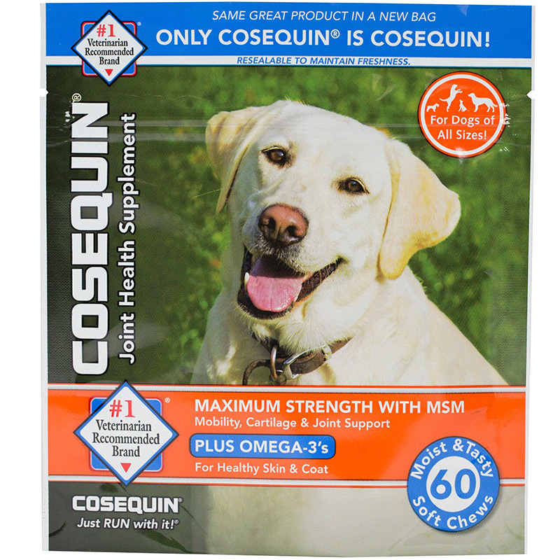 60ct Cosequin Soft Chews Plus  MSM 45205