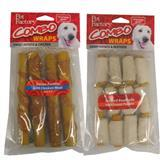 Pet Factory Combo Wraps Sweet Potato Chews 49190b
