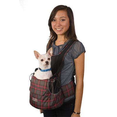 Outward Hound™ Pet-A-Roo™ Fashion Front Carrier 59331