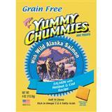 Yummy Chummies® Grain Free Wild Alaska Salmon with Halibut & Cod Dog Treats 4 oz. 615125