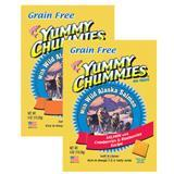 Yummy Chummies® Grain Free Wild Alaskan Salmon Dog Treats 4 oz. 61512e