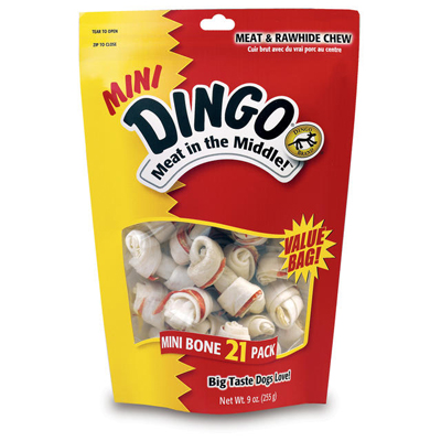 Dingo® White Bone Value Bags 62930b