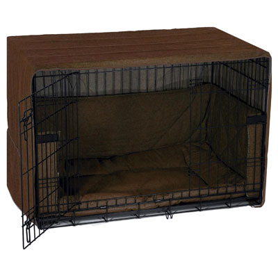 Pet Dreams® Plush Coco Side-Door Cratewear 651223b