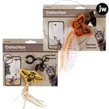 JW® Cataction™ Canvas Cat Toys 71101b