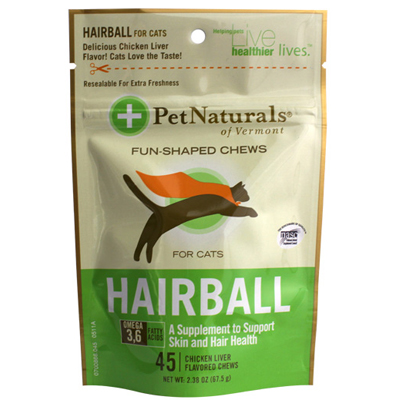 Pet Naturals® of Vermont Hairball Soft Chews 77684