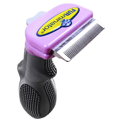 FURminator® deShedding Tools For Long Hair Cats 782052