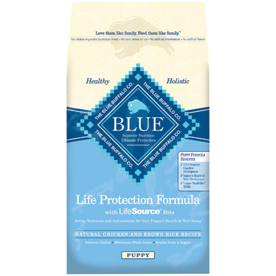 Blue Buffalo BLUE™ Puppy Chicken & Brown Rice 7820616b