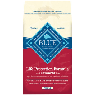 Blue Buffalo BLUE™ Fish & Sweet Potato for Adult Dogs 7820617b