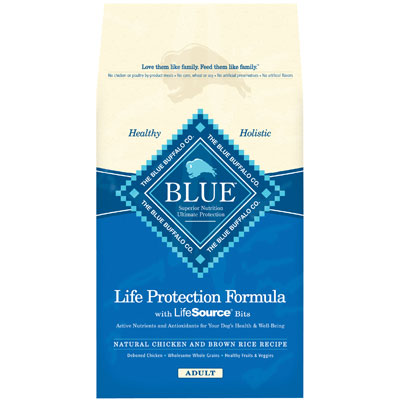 Blue Buffalo BLUE™ Chicken & Brown Rice Recipe for Adult Dogs 7820618b
