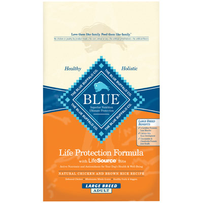 Blue Buffalo BLUE™ Large Breed Chicken & Brown Rice for Adult Dogs 7820626b