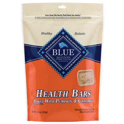 Blue Buffalo BLUE™ Health Bars Pumpkin & Cinnamon 16 oz.  7820661
