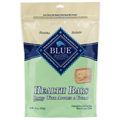 Blue Buffalo BLUE™ Health Bars Apple & Yogurt 16 oz.  7820662