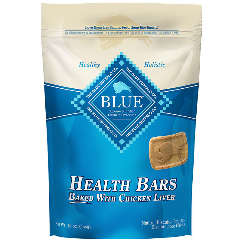Blue Buffalo BLUE™ Health Bars Chicken Liver 16 oz.  7820664