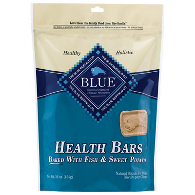 Blue Buffalo BLUE™ Health Bars Fish & Sweet Potato 16 oz.  7820665