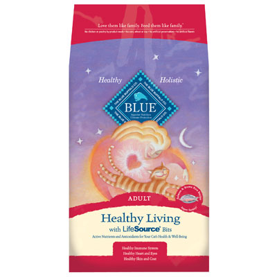 Blue Buffalo BLUE™ Healthy Living Adult Salmon Cat Food 7 lbs. 7820675