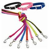 Coastal® Sunburst Collars & Leashes with Enamel Bone Buckle 8501b