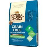Nutro® Natural Choice® Grain Free Large Breed Adult Natural Lamb Meal & Potato Formula 92520b