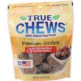 True Chews® Premium Sizzlers Dog Treats made with Real Beef & Cheddar Cheese 12 oz. I008038