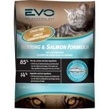 EVO® Herring & Salmon Formula Dry Cat Food 111319b