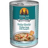 WERUVA Funky Chunky Chicken Soup With Pumpkin Canned Dog Food 14 oz. 111541