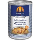 WERUVA Bed and Breakfast with Chicken, Egg, Pumpkin and Ham in Gravy Canned Dog Food 14 oz. 111548