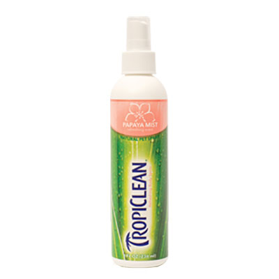 Tropiclean® Papaya Mist Natural Pet Spray 8 oz. 261103