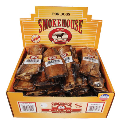 "Smokehouse 6"" Rib Bone 38529"