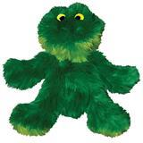 KONG® Plush No-stuffing Small Frog Dog Toys 426701