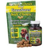 NaturVet® GrassSaver® Natural Food Supplement Tablets and Soft Chews 42913b