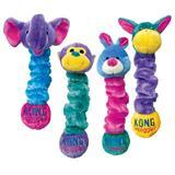 Kong® Squiggles Plush Dog Toys 48774b