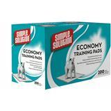 Simple Solution® Economy Training Pads, 100 ct. 4956