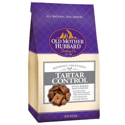 Old Mother Hubbard® Biscuits for Tatar Control 20 oz.  615834