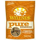 Wellness® Pure Rewards® Venison & Salmon Jerky 6 oz. 64029