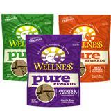 Wellness Pure Rewards Jerky Bits for Dogs 6 oz. 64028b