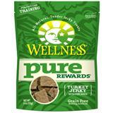 Wellness® Pure Rewards® Jerky Bits for Dogs Turkey 6 oz.  64033
