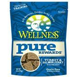 Wellness® Pure Rewards® Jerky Bits for Dogs Turkey & Salmon 6 oz. 64034
