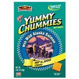 Yummy Chummies® Dog Treats Wild Alaska Salmon Pouches Hip & Joint Recipe 4 oz. 64511