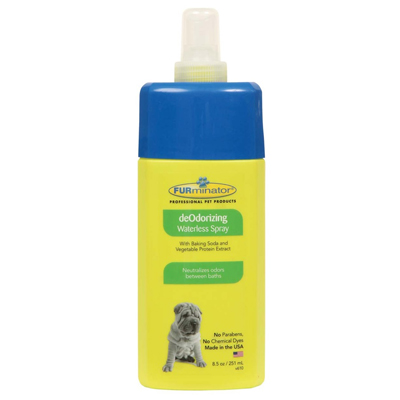 FURminator Waterless deShedding Shampoo & Conditioner for Dogs and Cats 8 oz. 65235