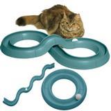 bergan® Turbo Track Interactive Cat Toy 73771b