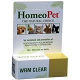 HomeoPet® Wrm Clear 15 ml. 7559