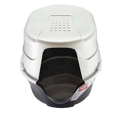 Nature's Miracle® Advanced Hooded Litter Boxes 75914b
