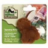 Play-N-Squeak® Backyard Bunny Cat Toy 772771
