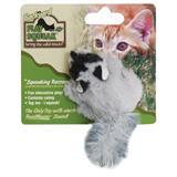 Play-N-Squeak® Backyard Raccoon Cat Toy 772773