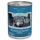 Blue Buffalo BLUE™ Wilderness™ Turkey & Chicken Grill Dog Food 12.5 oz. 7820640
