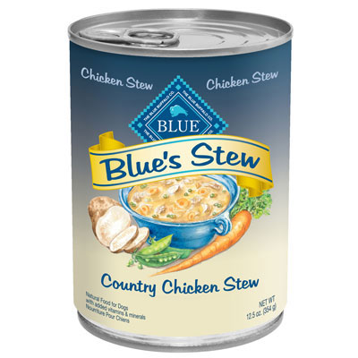 Blue Buffalo Blue's Stew Country Chicken Stew 12.5 oz. 7820642