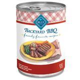 Blue Buffalo Backaryd BBQ Family Favorite Recipes Dog Food 12.5 oz. 7820644